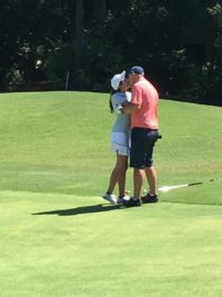 Golf Engagement2