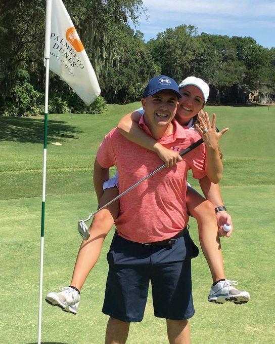 Golf Engagement4